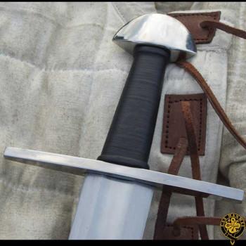 Tinker Normannenschwert, scharf
