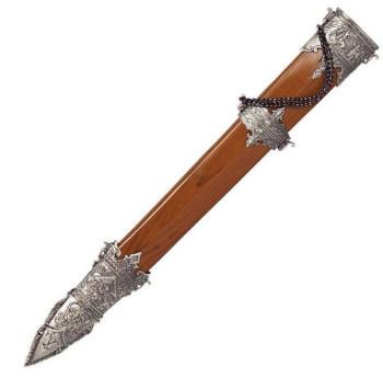 Römerschwert mit Scheide