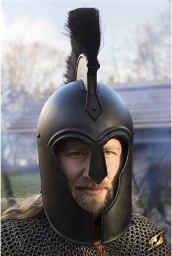 Troy Helmet dark