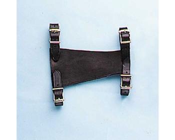 Schwerthalterung für Gürtel