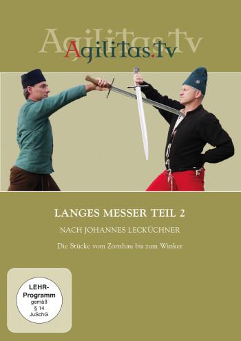 Langes Messer Teil 2 nach Johannes Lecküchner