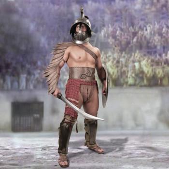 Spartacus Crixus Helm