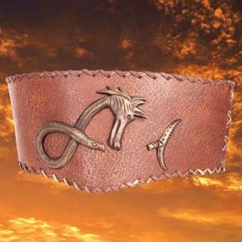Spartacus Gürtel mit Pferdeverzierung