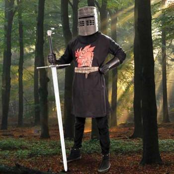 Monty Python - Das Schwarzer Ritter Kostüm