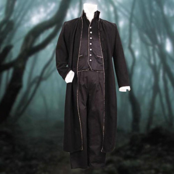 Sleepy Hollow - Ichabod Crane Shirt mit Krawatte