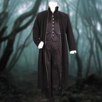 Sleepy Hollow - Ichabod Crane Shirt mit Krawatte