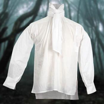 Sleepy Hollow - Ichabod Crane Shirt mit Krawatte, Größe L/XL