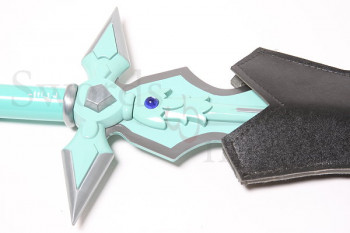 Sword Art Online – Dark Repulser Schwert, blau