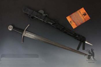Mittelalterliches Ritterschwert Elite Serie