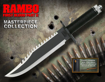 Masterpiece Collection Rambo First Blood PartII Standard Edition