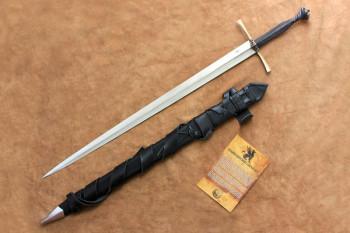 Sovereign - mittelalterliches Schwert 15. Jhd.