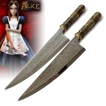 Alice Madness Returns - Vorpal Messer