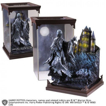 Harry Potter - Magical Creatures Diorama Dementor 19 cm