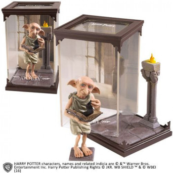 Harry Potter - Magical Creatures Statue Dobby 19 cm