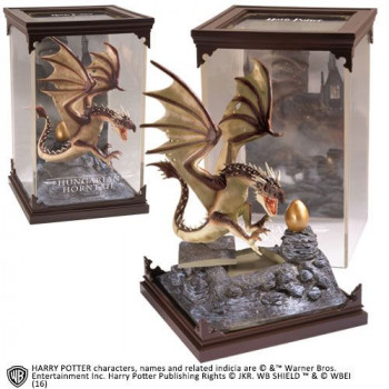 Harry Potter - Magical Creatures Statue Hungarian Horntail 19 cm
