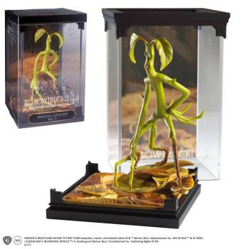 Phantastische Tierwesen - Magical Creatures Statue Bowtruckle 18 cm