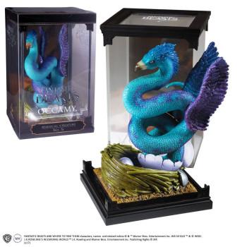 Phantastische Tierwesen - Magical Creatures Statue Occamy 18 cm