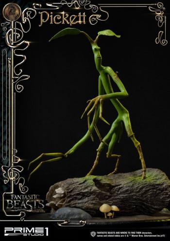 Phantastische Tierwesen - Statue Pickett 27 cm