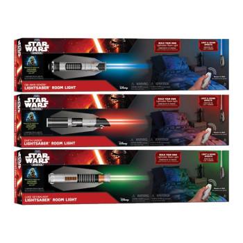 Star Wars Science Lightsaber Room Light Assortment (6)