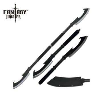 Fantasy Master Convertible Schwert, Schwarz