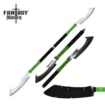 Fantasy Master Convertible Schwert, Grün