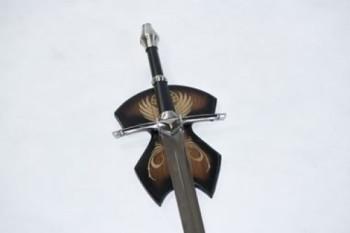 Ranger Schwert mit Wandtafel