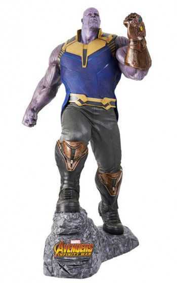 Avengers Infinity War Life-Size Statue Thanos 280 cm
