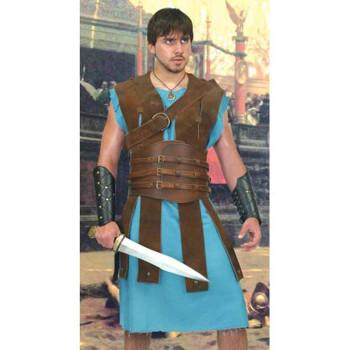 Gladiatoren Lederrüstung, Größe L/XL
