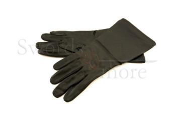 Leder Kampfhandschuh Größe XL