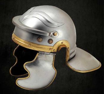 Römerhelm Legionär