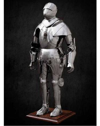 Italienische Ritterrüstung des 15. Jahrhunderts