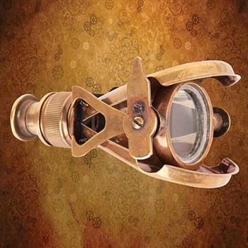 Steampunk Handgelenk Fernrohr