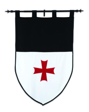 Banner des Templerordens
