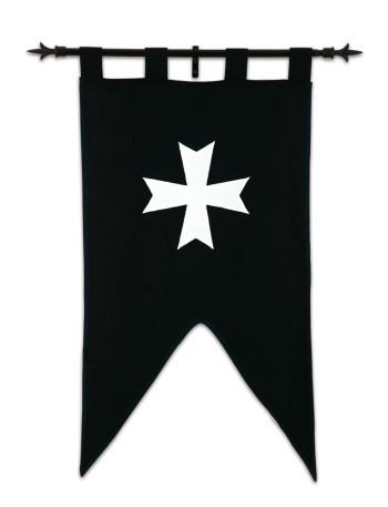 Banner des Johanniterordens