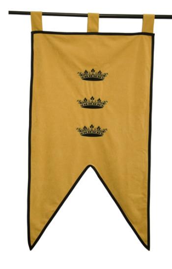 Banner von König Arthur