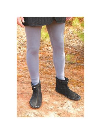 Mittelalterliche Pantalons Grau, Größe M