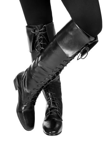 Stiefel - Freibeuterin, Größe 43
