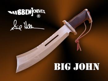 Gil Hibben Big John