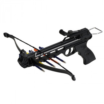 Armbrustpistole 50 Pfund Zugkraft, Leichtmetallrahmen