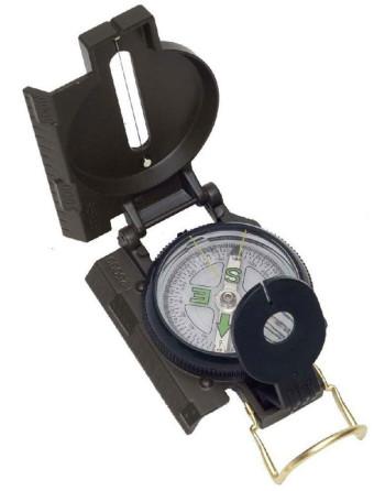 Militärkompass Ölgelagert