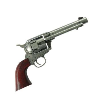 Deko-Revolver braun