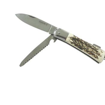 Jagdtaschenmesser, zweiteilig