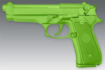 Model 92 Gummi Trainingspistole