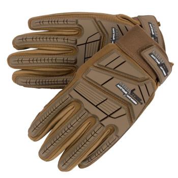 Handschuhe M (Kojotebraun)
