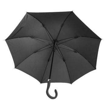 Sicherheitsschirm für Frauen, Schwarz