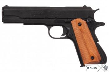 45er Colt Government M191A1, zerlegbar