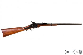 Amerikanische Sharps Karabiner, USA 1859, schwarz
