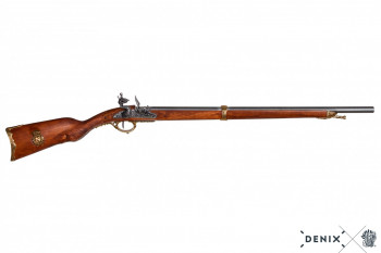 Gewehr Napoleon messingfarben Frankreich 1807