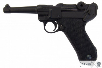Luger-Pistole PO8 Parabellum 1898, normaler Lauf