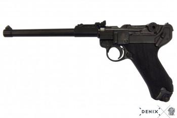 Luger-Pistole PO8 Parabellum 1917, Artillerie